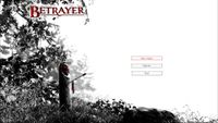 Video Game: Betrayer