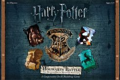 Harry Potter: Hogwarts Battle – The Monster Box of Monsters Expansion Cover Artwork