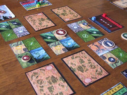 Board Game: Castle Men 4X