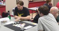 Board Game: duck! duck! Go!