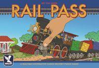 Board Game: Rail Pass