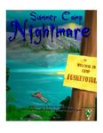 RPG Item: Horror Rules Deluxe Script #02: Summer Camp Nightmare