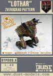 """Board Game: Dust Tactics: Light Panzer Walker – """"Heinrich / Hermann"""""""