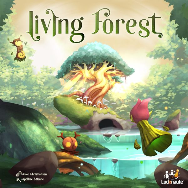 Living Forest Cover