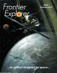 Issue: Frontier Explorer (Issue 1 - Summer 2012)