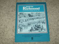 Board Game: Road to Richmond: The Peninsular Campaign, May-July, 1862