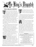 Issue: Ye King's Dispatch (Volume 3, Number 3 - 2004)