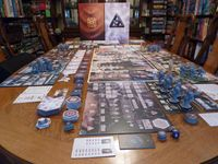 Board Game: Anachrony