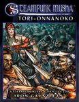 RPG Item: Steampunk Musha: Tori-Onnanoko