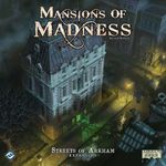 Board Game: Mansions of Madness: Second Edition – Streets of Arkham Expansion