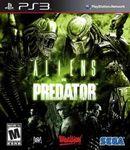 Video Game: Aliens vs Predator (2010)