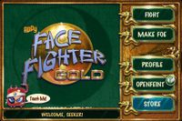 Video Game: FaceFighter Gold