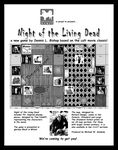 Board Game: Night of the Living Dead