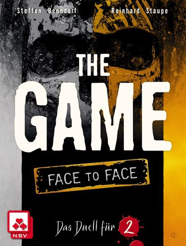 Board Game: The Game: Face to Face