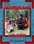 RPG Item: Rampant: Rules for Live-Action Role Playing