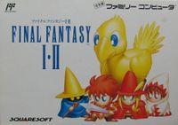 Video Game Compilation: Final Fantasy I & II