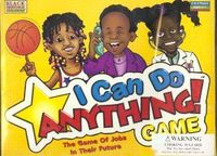 Board Game: I Can Do Anything! Game