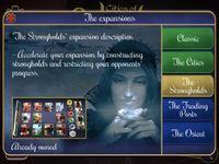 Video Game: Splendor - The Strongholds