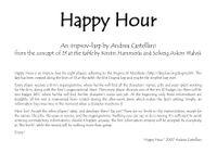 RPG Item: Happy Hour