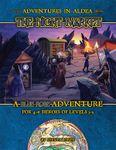 RPG Item: Adventures in Aldea: The Night Market