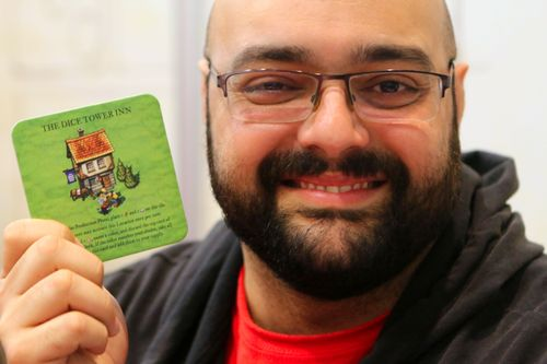 Board Game: Imperial Settlers: The Dice Tower Inn