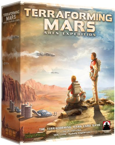 Board Game: Terraforming Mars: Ares Expedition