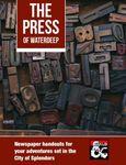 RPG Item: The Press of Waterdeep