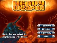Video Game: Heavy Weapon