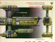 RPG Item: Ships of the Fleet Vol. 3: CEGA Navy
