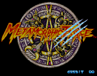 Video Game: Metamorphic Force