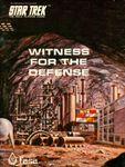 RPG Item: Witness for the Defense