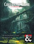 RPG Item: Caverns of Slime: An Egghunter's Guide to Adventure