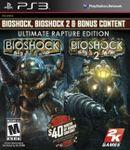 Video Game Compilation: Bioshock: Ultimate Rapture Edition