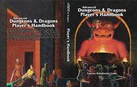 "RPG Item: ""Advanced Dungeons & Dragons (3rd Edition)"": Players Handbook (2019)"