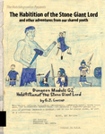 RPG Item: The Habitition of the Stone Giant Lord (and other adventures from our shared youth)