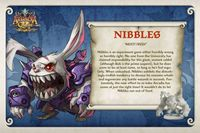 Board Game: Arcadia Quest: Nibbles