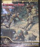 Board Game: Storming the Reich: D-Day to the Ruhr