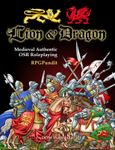 RPG Item: Lion & Dragon Medieval Authentic OSR Roleplaying