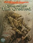 RPG Item: Children of the Night: The Created