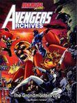 RPG Item: MHR3: Avengers Archives