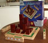 Board Game: Cityscape