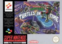 Video Game: Teenage Mutant Ninja Turtles: Turtles in Time