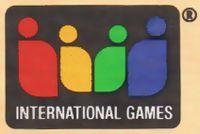 Board Game Publisher: International Games
