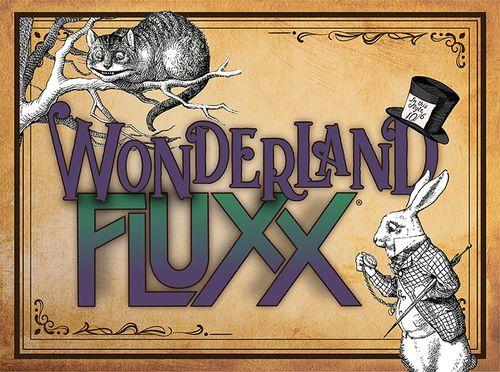 Board Game: Wonderland Fluxx