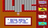 Video Game: A Mazing World of Malcom Mortar