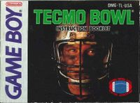 Video Game: Tecmo Bowl