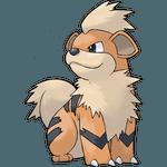 Character: Growlithe