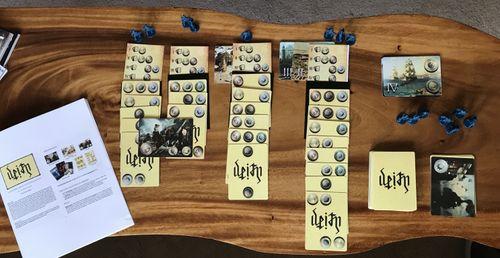 Board Game: Deity