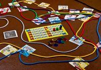 Board Game: String Railway