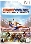 Video Game: Summer Athletics: The Ultimate Challenge